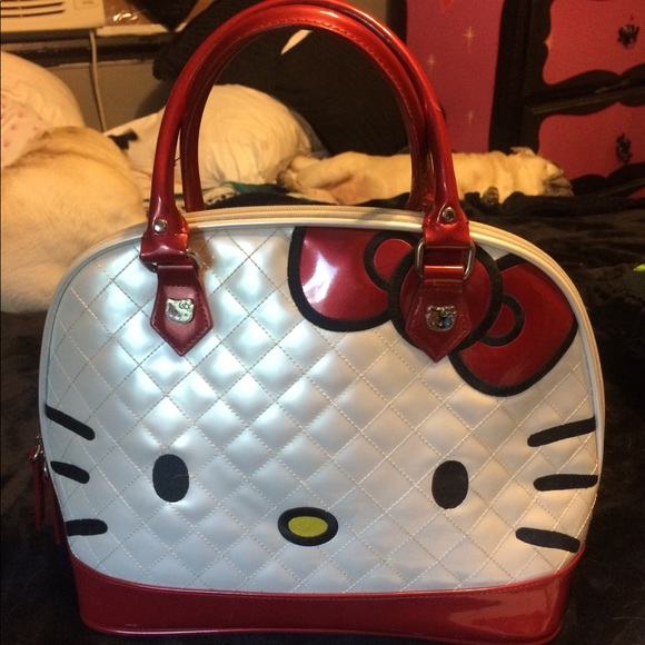 f5fc8d4776 Loungefly Handbags - Hello Kitty ❤ Loungefly Bag